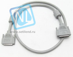 Кабель HP 1.5m external SCSI Cable (LVD/SE) 68 pin HD to 68 pin HD-C5742A(new)