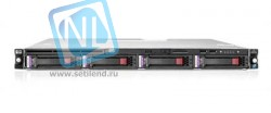 Сервер HP ProLiant DL160 G6, 2 процессора Intel 6C X5650 2.6GHz, 72GB DRAM