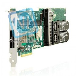 RAID-контроллер HP Smart Array P800, SAS