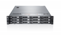 Сервер Dell PowerEdge R720XD, 2 процессора Intel Xeon 10C E5-2660 v2 2.20GHz, 64GB DRAM