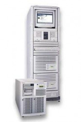 NetServer LH6000 Pentium III Xeon-700 (up to 6), Cache 1MB, 256Mb RAM (up to 8Gb), HDD (up to 6 Hot-Swap), FDD 1.44Mb, CD 32x, Video 2Mb, 10/ 100 Ethernet, dual Net RAID with I2O controller, Tower.