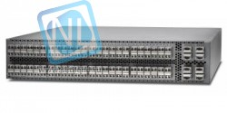 Коммутатор QFX5100, 96 1/10G SFP+,8 40G QSFP ports, redundant fans and PSUs, AC, Back to Front airflow