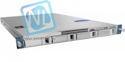 Сервер Cisco UCS C200 M2, 1 процессор Intel Quad-Core E5640 2.66 GHz, 12 GB DRAM