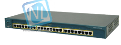 Коммутатор Cisco Catalyst WS-C2950-24