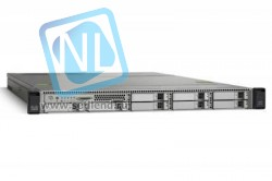 Сервер Cisco UCS C220 M3, 2 процессора Intel Xeon Quad-Core E5-2609 2.40 GHz, 32GB DRAM