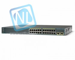 Коммутатор Cisco Catalyst WS-C2960-24LT-L