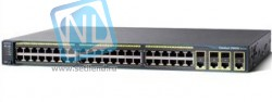 Коммутатор Cisco Catalyst WS-C2960G-48TC-L