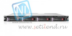 Сервер HP ProLiant DL160 G6, 2 процессора Intel 6C X5650 2.6GHz, 48GB DRAM