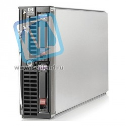 Блейд-сервер HP BL460c G6 2 процессора Quad-Core L5630, 24GB DRAM, 292Gb SAS