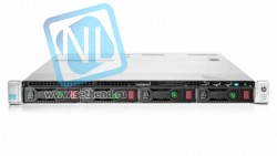 Сервер HP Proliant DL360p Gen8, 2 процессора Intel Xeon 10C E5-2680v2, 128GB DRAM, 4LFF, P420i/1GB FBWC