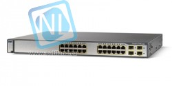 Коммутатор Cisco Catalyst WS-C3750G-24TS-S1U