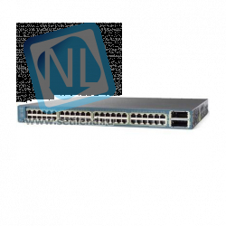 Коммутатор Cisco Catalyst WS-C3560E-48PD-SF