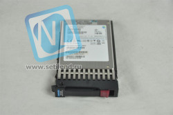 Жесткий диск HP 653965-001 100GB 3G SATA MLC 2.5in SC EM SSD-653965-001(NEW)