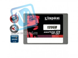 Накопитель Kingston 120GB SSDNow V300, LSI SandForce, SATA3 2.5