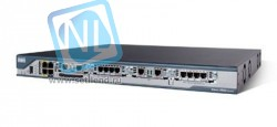Шлюз Cisco 2801 2FXO Analog Bundle