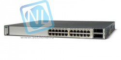 Коммутатор Cisco Catalyst WS-C3750E-24PD-S