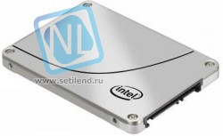Накопитель SSD Intel S3520 Enterprise Series, 800Gb, SATA, 3D1 MLC, 2,5""