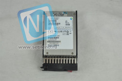 Жесткий диск HP 636619-002 100GB 3G SATA MLC 2.5in SC EM SSD-636619-002(NEW)