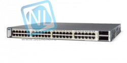 Коммутатор Cisco Catalyst WS-C3750E-48PD-S(new)
