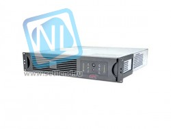 ИБП APC Smart-UPS 1000VA USB & Serial RM 2U 230V