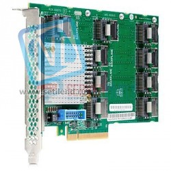 Контроллер HP 12Gb SAS Expander Card for DL380 Gen9-761879-001(NEW)