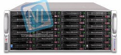 Сервер Supermicro SuperStorage 6048R-E1CR24H, 1 процессор Intel 6C E5-2609v3 1.90GHz, 16GB DRAM