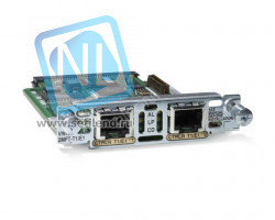Cisco 2-Port RJ-48 Multiflex Trunk - E1