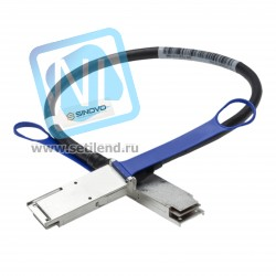 Модуль 200G QSFP-DD Direct Attach Cable (DAC)