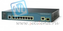 Коммутатор Cisco Catalyst WS-C3560-8PC-S(com)