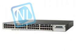 Коммутатор Cisco Catalyst WS-C3750X-48PF-L