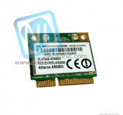 Atheros BGN Half WiFi MINI PCI-E