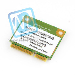 HP 802.11 B/G/N Mini Wireless Wlan Wifi Card