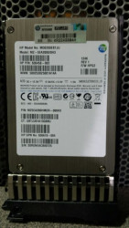 Жесткий диск HP 200GB 3G SATA MLC SFF 2.5in SC-653118-B21(NEW)
