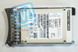 Жесткий диск IBM 200GB SATA 2.5in MLC HS SSD-43W7721(NEW)