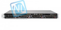 Сервер Supermicro 6017R-N3RF4, 2 процессора Intel Xeon 8C E5-2660 2.20GHz, 64GB DRAM