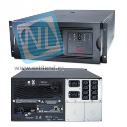 ИБП APC Smart-UPS 5000VA 208V Rackmount/Tower