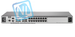 Переключатель IP KVM HP Server Console Switch G2 2x1Ex16 USB