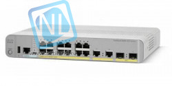 Коммутатор Cisco Catalyst WS-C3560CX-12PD-S