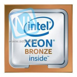 Процессор Intel Xeon BRONZE 3106 (1.70GHz/11Mb/8-core) Socket S3647