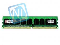 Модуль памяти Kingston Dual-Rank DDR 1GB PC3200 400MHz ECC Reg-KVR400D4R3A/1G(new)