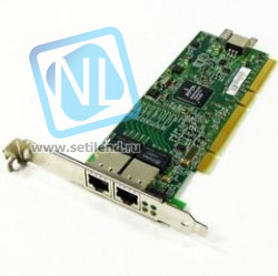 Сетевая карта IBM PCI-X NetXtreme 1000 T DP Ethernet Adapter-31P6401(NEW)