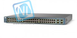 Коммутатор Cisco Catalyst WS-C3560G-48PS-E