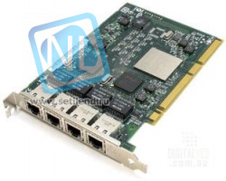 Сетевая карта Intel Pro/1000 GT Quad Port Server Adapter i82546GB 4x1Гбит/сек 4xRJ45 PCI-X-PWLA8494GT(NEW)