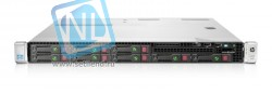 Сервер HP Proliant DL360e Gen8, 1 процессор Intel Xeon 8C E5-2450L 1.8 GHz, 12GB DRAM, 8SFF