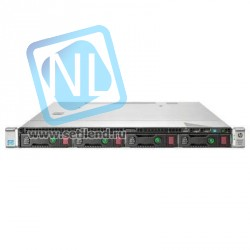 Сервер HP Proliant DL160 Gen9, 1 процессор Intel Xeon 6С E5-2603v3, 8GB DRAM, 4LFF, B140i (new)