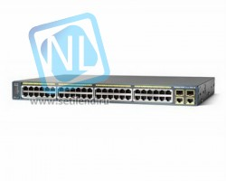 Коммутатор Cisco Catalyst WS-C2960-48PST-L
