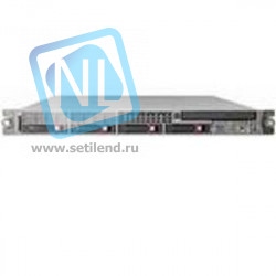 DL360G5 Intel Xeon QC 5420 2500Mhz/1333/2*6Mb/ DualS771/ i5000P/ 2Gb(32Gb) FBD/ Video/ 2LAN1000/ 6SAS SFF/ 0x36(146)Gb/10(15)k SAS/ DVDRW/ ATX 700W 1U