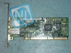 Сетевая карта Intel Pro/1000 MT Dual Port Server Adapter i82546EB 2x1Гбит/сек 2xRJ45 LP PCI/PCI-X-A94498-003(NEW)