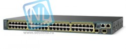 Коммутатор Cisco Catalyst WS-C2960S-48FPD-L (new)