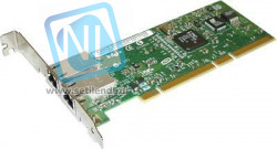 Сетевая карта Intel Pro/1000 MT Dual Port Server Adapter i82546EB 2x1Гбит/сек 2xRJ45 LP PCI/PCI-X-PWLA8492MT(NEW)